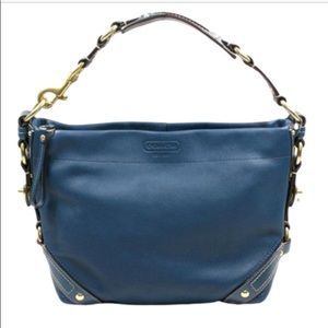 Authentic Coach Carly Bag